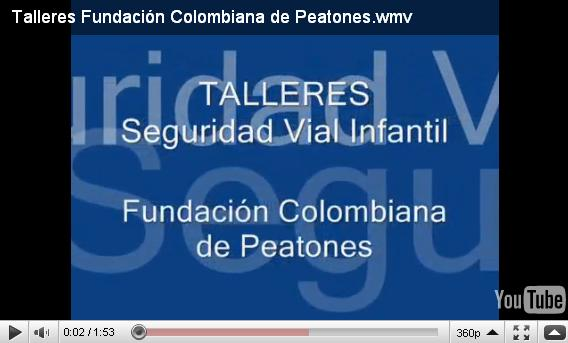 Video Talleres Seguridad Vial
