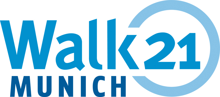 Logo Walk21 Munich